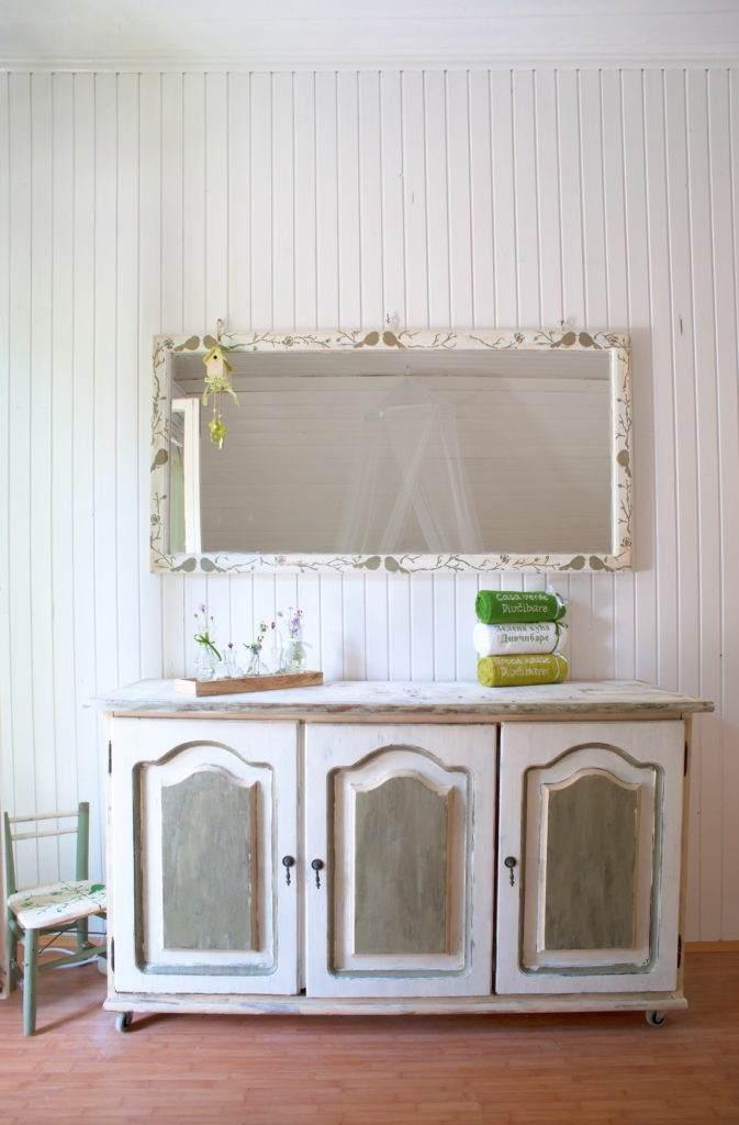 14-Green House Divcibare Kuca Smestaj Apartmani-Sprat Soba Jug KomodaI Ogledalo